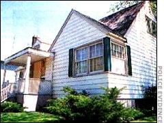Bernardo house.