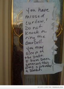 leslie curfew note